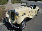 1953 Mg T-series 1953 - Mg T-series