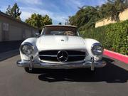 Mercedes-benz 1961 1961 - Mercedes-benz Sl-class