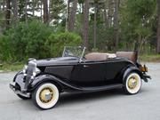 FORD OTHER Ford Other Deluxe Roadster Convertible